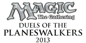 Logo Duel of the Planeswalkers 2013