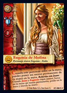 Preview Aguila Roja: Mariana