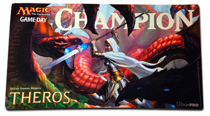 Theros Playmat