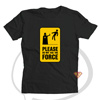 Camiseta Star Wars Not Use Force